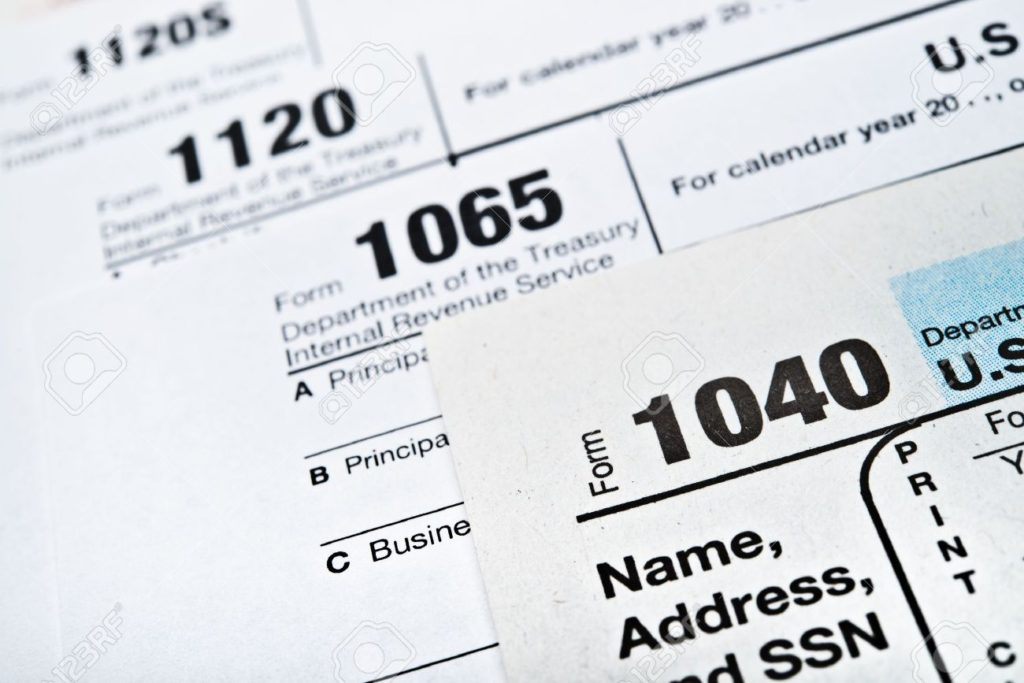 Tax Return-Stock-Photo-tax
